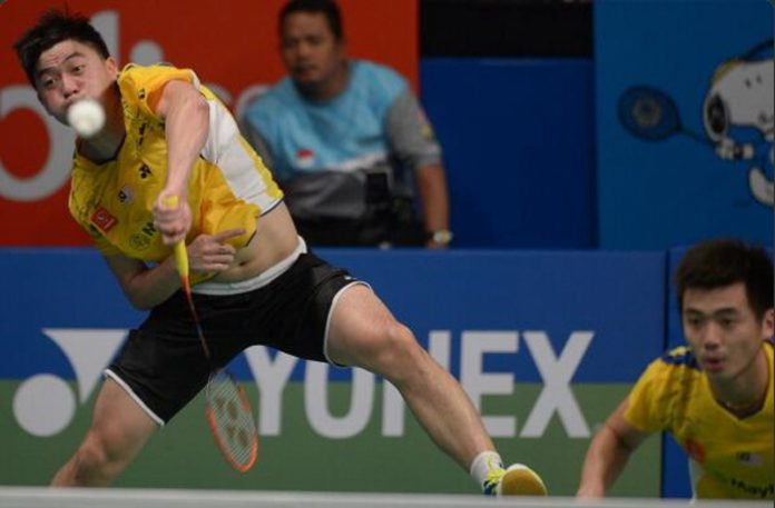 Tan Boon Heong and Tan Wee Kiong had a great run in Indonesia Open before they went down to Lee Yong Dae-Yoo Yeon Seong in quarter final