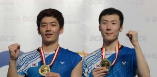 Lee Yong dae- Yoo Yeon-seong has become the dominant force in men's doubles