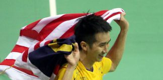 It's time for Chong Wei Feng to step up for Malaysia in Glasgow Commonwealth Games