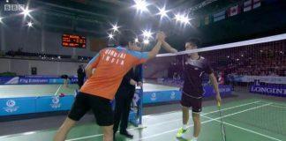 RMV Gurusaidutt upsets top seed Chong Wei Feng to reach semi-finals