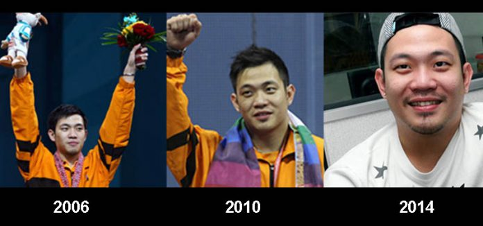 See Koo Kien Keat's weight gain history