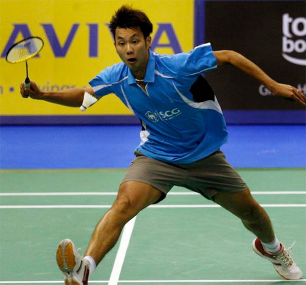 Boonsak Ponsana is the latest player to pull out of World Championships in Copenhagen