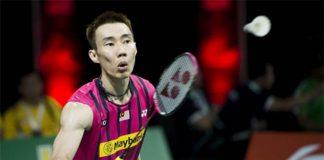 Lee Chong Wei got off to a good start at World Championships, Copenhagen
