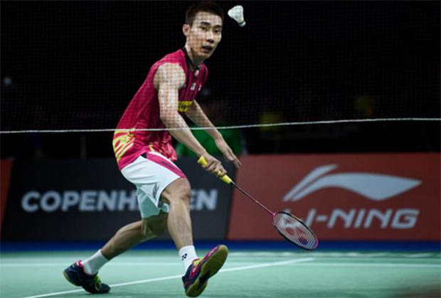 Lee Chong Wei powers way past Dieter Domke