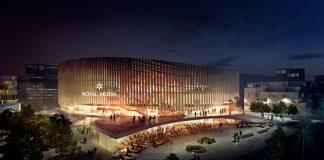 Royal Arena in Copenhagen