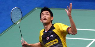 Daren Liew hopes to do well at Indonesia Masters GP