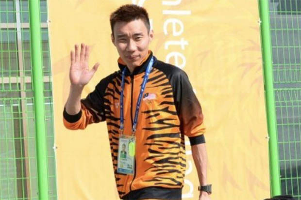 Lee Chong Wei will play Chen Long in the Aisan Games men's team semi-final clash between Malaysia and China