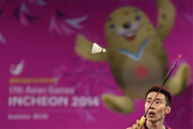 We can never find an extraordinarily talented badminton player like Lee Chong Wei