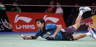 Parupalli Kashyap upsets Jan Jorgensen in the quarter final of Denmark Open