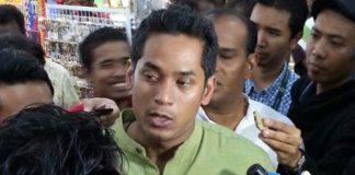 Khairy Jamaluddin, Minister of Youth & Sports of Malaysia
