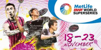 Hong Kong Open will kick off without Lee Chong Wei