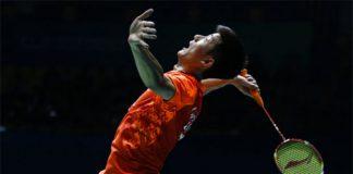 Chen Long is the favorite in Hong Kong Open