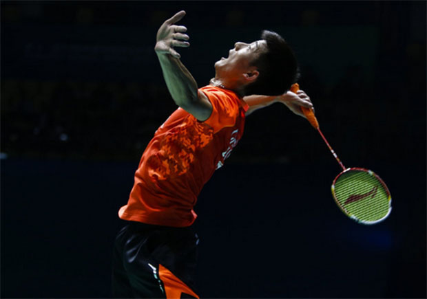 Chen Long is the favorite in Hong Kong Open