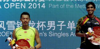 Only one Indian has beaten Lin Dan previously and that was Srikanth's current coach Pullela Gopichand