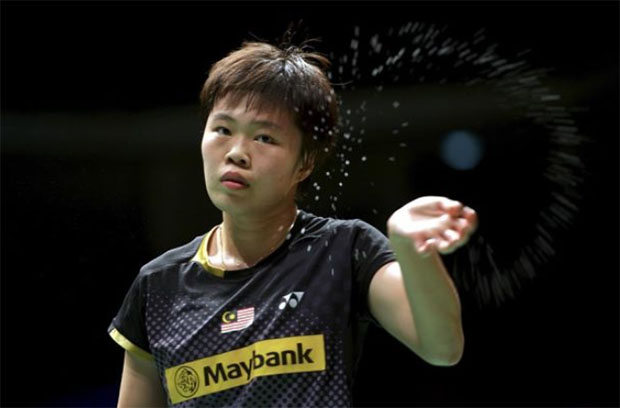 Tee Jing Yi plays her first ever Superseries quarter-final on Friday