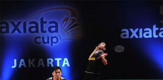 Tan Boon Heong-Tan Wee Kiong seal the winning point for the Malaysian camp