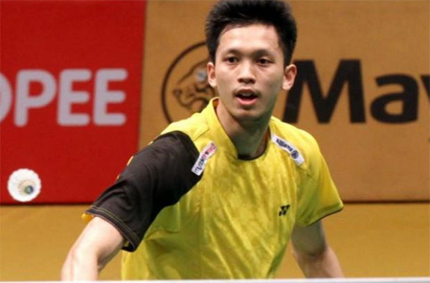 It's time for young players such as Misbun Ramdan Misbun to step up to fill badminton vacuum in Malaysia