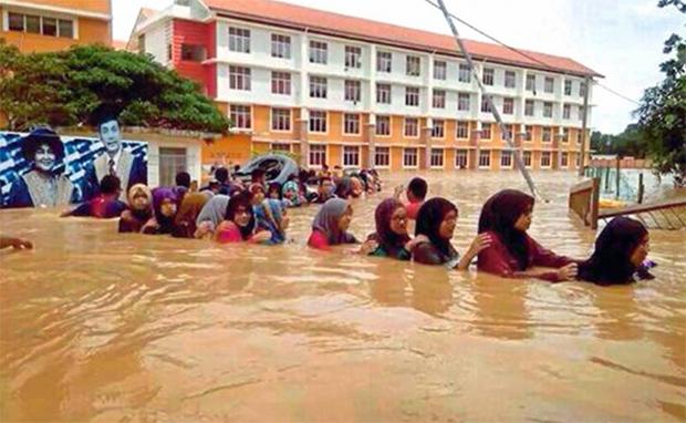 Please help Malaysia flood victims
