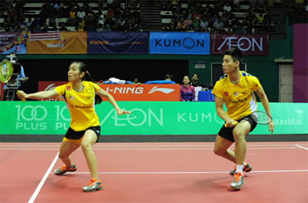 Chan Peng Soon and Lai Pei Jing play beautifully on Sunday, hope the coaches can keep this winning combination intact