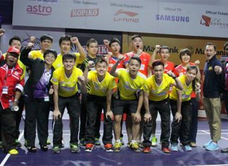 With Chong Wei Feng and Tan Boon Heong, Kepong BC is one of the strongest teams in Purple League (Photo: Kepong BC FB)