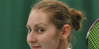 Kristy Gilmour is a Scottish professional badminton player