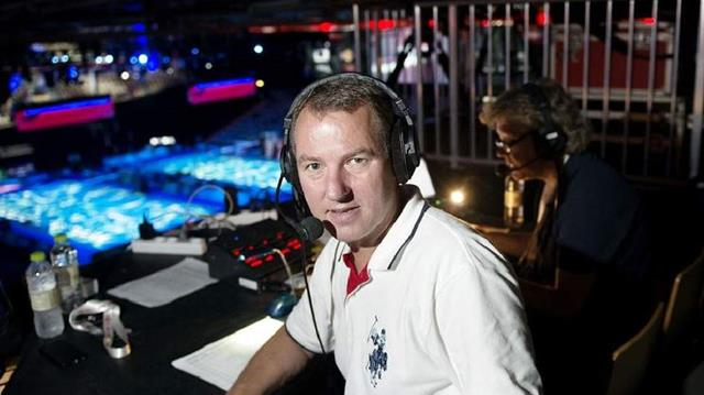 Morten Frost is currently working as a TV commentator for coverage of badminton
