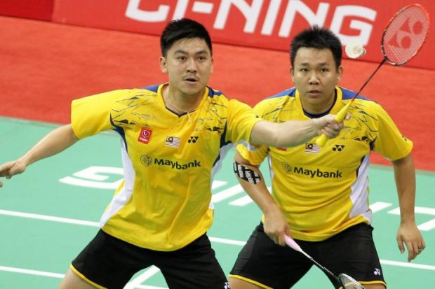 Tan Boon Heong-Hoon Thien How has the potential to evolve into world top 10, if they could loose weight and could improve their physical stamina