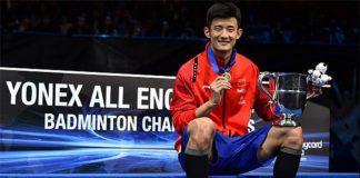 Congratulations to Chen Long!