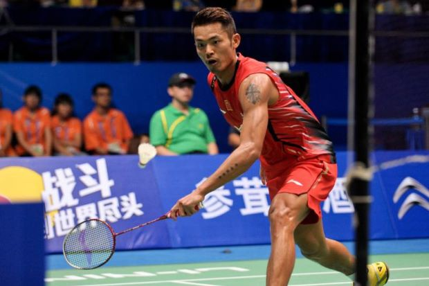 Lin Dan - the star attraction at India Open