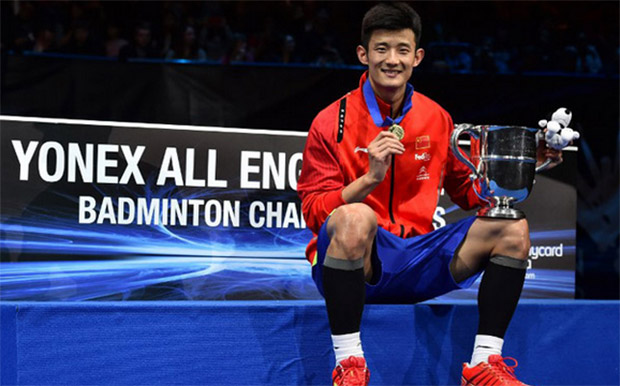 Chen Long looks to spoil the fun for Lin Dan and Lee Chong Wei in badminton