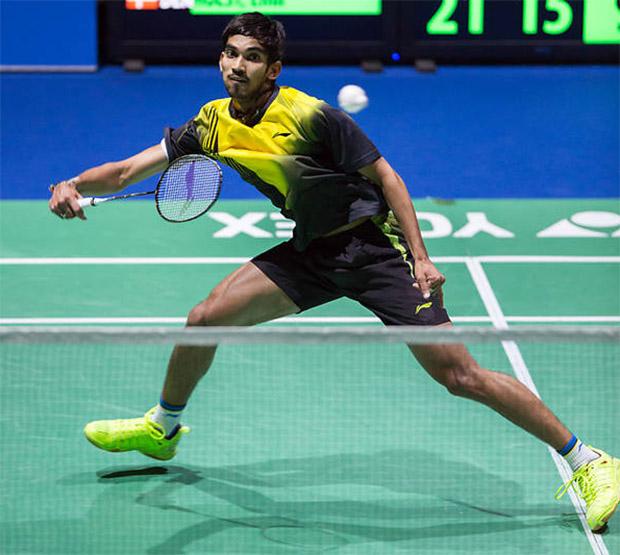 Kidambi Srikanth beats Jayaram to reach Swiss Open final (photo: Swiss Badminton Open)