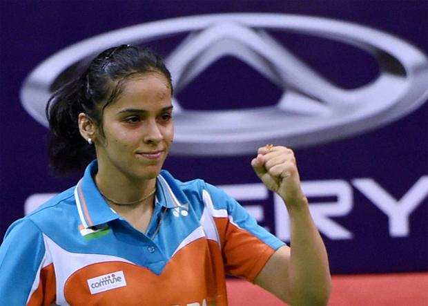 Congratulations to Saina Nehwal for becoming world no. 1