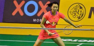 Looking forward to the Li Xuerui vs Carolina Marin match-up in Malaysia Open final