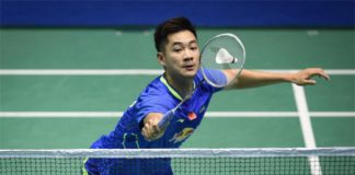 Wang Zhengming has been living in the shadow of Lin Dan and Chen Long for most of his career