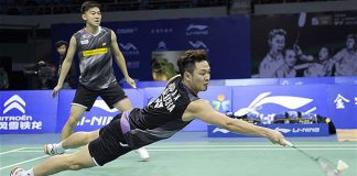 Tan Boon Heong/Koo Kien Keat are going strong at the 2015 Australian Open