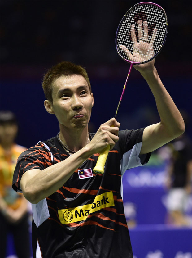Despite loss of Malaysia, Lee Chong Wei has made a brilliant comeback at the 2015 Sudirman Cup.