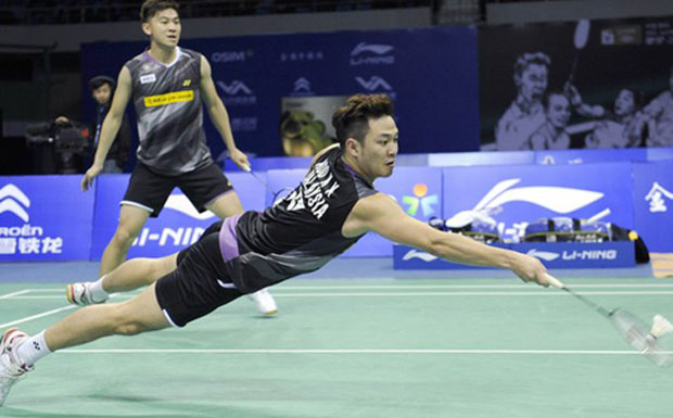 Can't wait to see Koo Kien Keat (front) and Tan Boon Heong back in action!