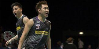 Koo Kien Keat/Tan Boon Heong get off to good start in Australian Open 2015.