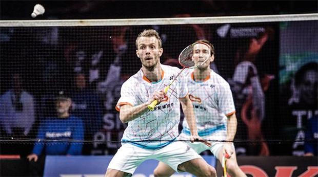 Mathias Boe and Carsten Mogensen will be leading the way for Danish badminton at Baku 2015.