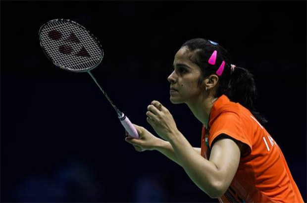 Saina Nehwal will be seen in action on Thursday