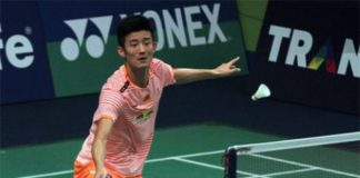 Chen Long was sent packing by Parupalli Kashyap in the quarters of Indonesia Open.