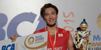 Kento Momota makes big strides with Indonesian Open title.