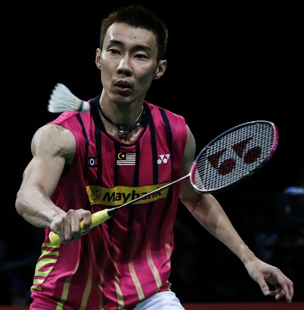 Lee Chong Wei should find his ranking to start increasing gradually.