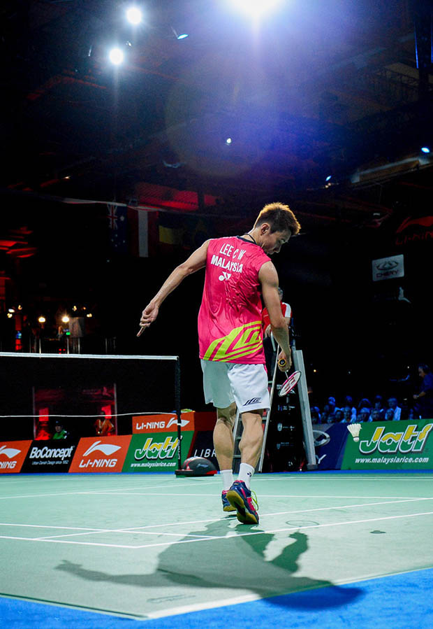 Regardless of the ranking, Lee Chong Wei is one of the greatest badminton players of our time.