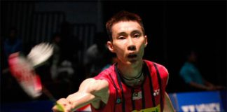 Lee Chong Wei is the absolute crowd puller at the 2015 Canada Open.