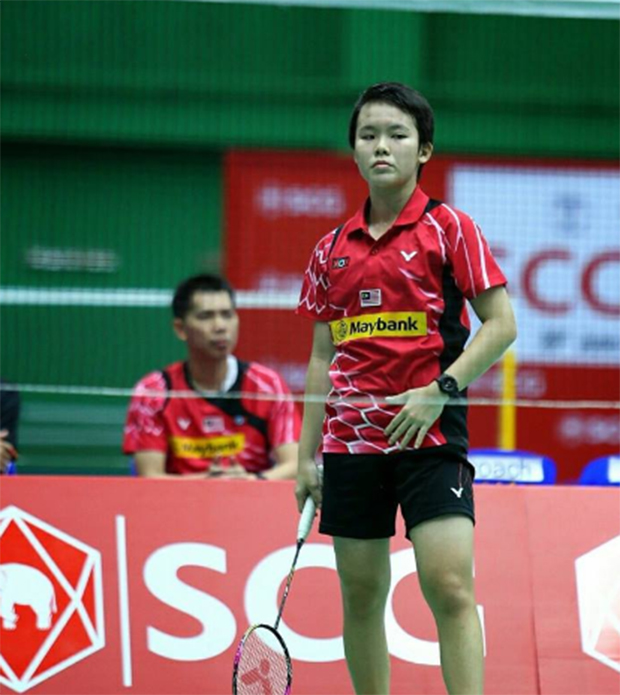 15 year-old Goh Jin Wei has grown into leadership role for Malaysia's junior squad. (photo: Granular)
