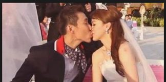 Lee Chong Wei and Wong Mew Choo are a lovely couple. They were married on 9 November 2012, and had their first child, named Kingston in April 2013. (photo: Lee Chong Wei's FB)