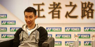 Lee Chong Wei needs something new, a new impulse, somebody who will take his badminton farther.