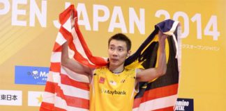 The King of Superseries, Lee Chong Wei can finally play in the Superseries.