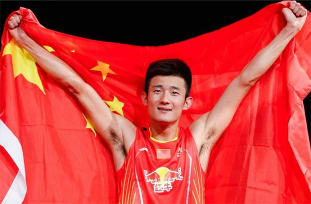 Chen Long enters this year's world championships as the favorite.